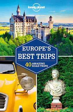 Planet, Lonely - Europe's Best Trips, e-kirja