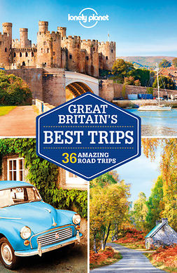 Planet, Lonely - Great Britain's Best Trips, e-kirja