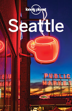 Brash, Celeste - Lonely Planet Seattle, e-kirja