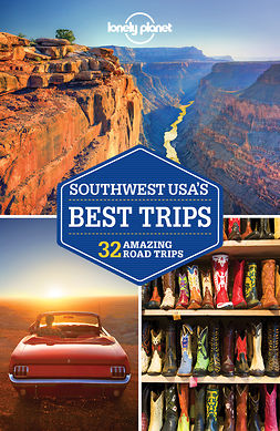 Balfour, Amy C - Lonely Planet Southwest USA's Best Trips, e-kirja