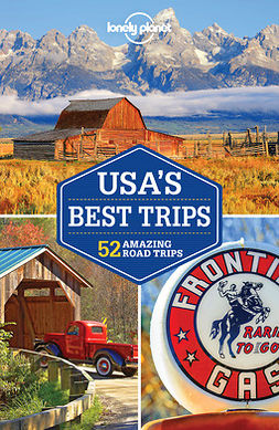 Armstrong, Kate - Lonely Planet USA's Best Trips, e-bok