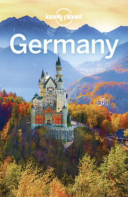 Planet, Lonely - Lonely Planet Germany, e-kirja