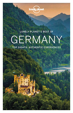 Planet, Lonely - Lonely Planet Best of Germany, e-kirja