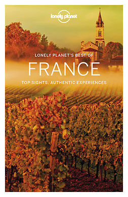 Berry, Oliver - Lonely Planet Best of France, e-bok