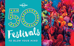 Planet, Lonely - 50 Festivals To Blow Your Mind, e-kirja