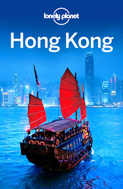 Planet, Lonely - Lonely Planet Hong Kong, e-kirja