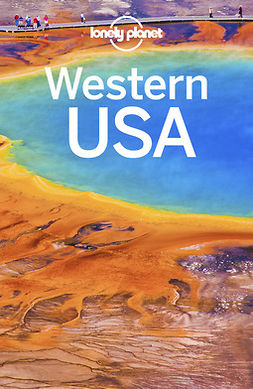 Atkinson, Brett - Lonely Planet Western USA, e-kirja