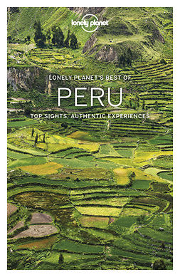 Egerton, Alex - Lonely Planet Best of Peru, e-kirja