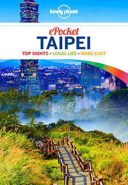 Planet, Lonely - Lonely Planet Pocket Taipei, e-kirja