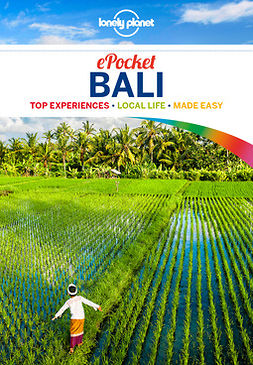 Planet, Lonely - Lonely Planet Pocket Bali, e-kirja