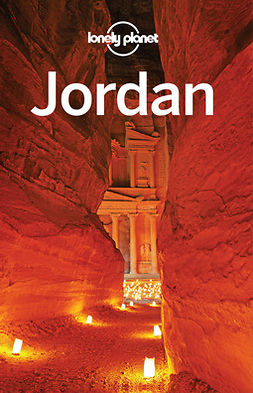 Clammer, Paul - Lonely Planet Jordan, e-bok