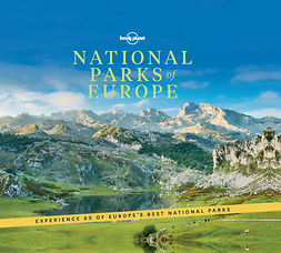 Averbuck, Alexis - National Parks of Europe, e-bok
