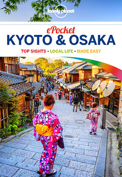 Planet, Lonely - Lonely Planet Pocket Kyoto & Osaka, ebook