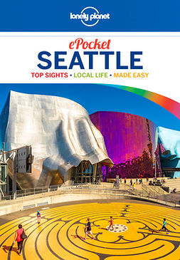 Planet, Lonely - Lonely Planet Pocket Seattle, e-kirja