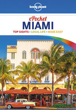 Louis, Regis St - Lonely Planet Pocket Miami, e-bok