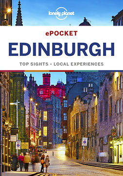 Planet, Lonely - Lonely Planet Pocket Edinburgh, e-kirja