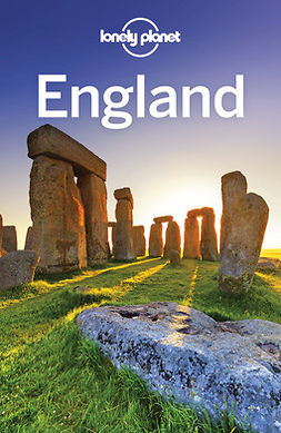 Berry, Oliver - Lonely Planet England, ebook