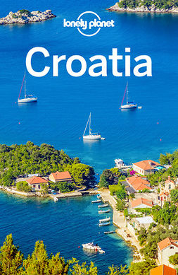 Planet, Lonely - Lonely Planet Croatia, e-kirja