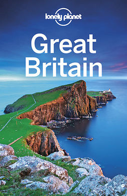 Planet, Lonely - Lonely Planet Great Britain, e-kirja