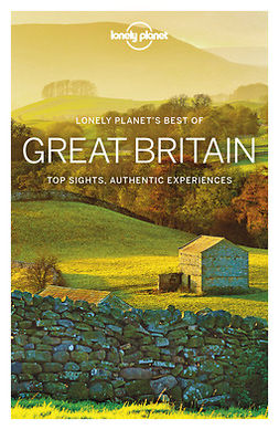 Planet, Lonely - Lonely Planet Best of Great Britain, e-kirja