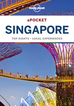 Planet, Lonely - Lonely Planet Pocket Singapore, e-kirja