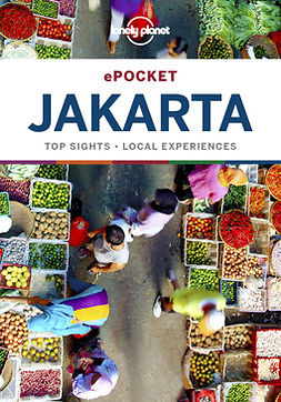 Planet, Lonely - Lonely Planet Pocket Jakarta, e-bok