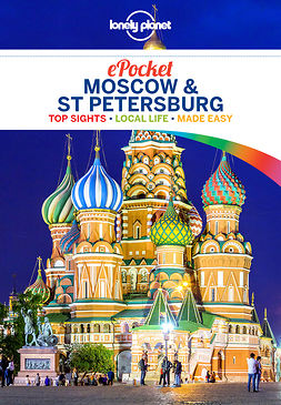 Louis, Regis St - Lonely Planet Pocket Moscow & St Petersburg, e-bok