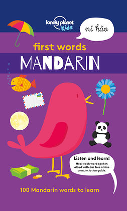 Kids, Lonely Planet - First Words - Mandarin, e-kirja