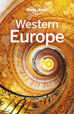 Planet, Lonely - Lonely Planet Western Europe, e-kirja