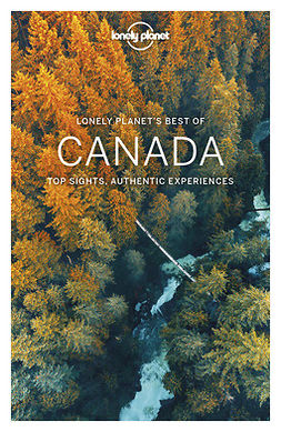 Planet, Lonely - Lonely Planet Best of Canada, e-kirja