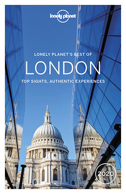 Planet, Lonely - Lonely Planet Best of London 2020, e-kirja