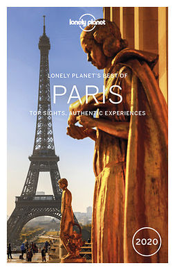 Nevez, Catherine Le - Lonely Planet Best of Paris 2020, e-bok