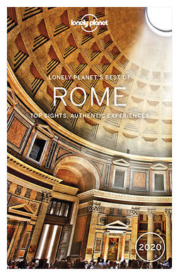 Averbuck, Alexis - Lonely Planet Best of Rome 2020, e-bok
