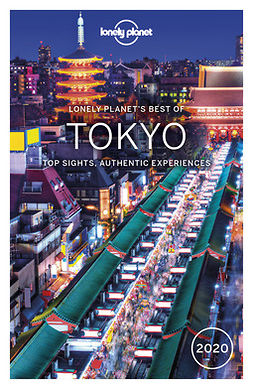 Milner, Rebecca - Lonely Planet Best of Tokyo 2020, ebook