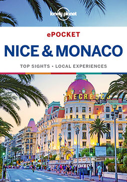 Planet, Lonely - Lonely Planet Pocket Nice & Monaco, e-bok