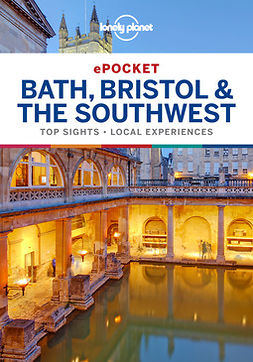 Planet, Lonely - Lonely Planet Pocket Bath, Bristol & the Southwest, e-kirja