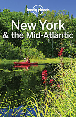 Planet, Lonely - Lonely Planet New York & the Mid-Atlantic, e-kirja
