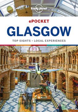 Planet, Lonely - Lonely Planet Pocket Glasgow, e-kirja