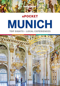 Planet, Lonely - Lonely Planet Pocket Munich, e-kirja
