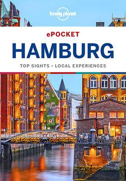 Planet, Lonely - Lonely Planet Pocket Hamburg, e-kirja