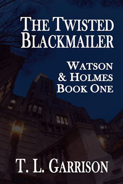Garrison, T. L. - The Twisted Blackmailer, ebook