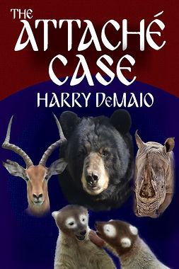 DeMaio, Harry - The Attaché Case, e-bok