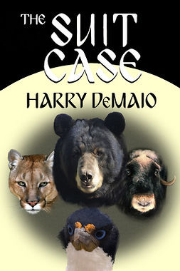 DeMaio, Harry - The Suit Case, e-bok