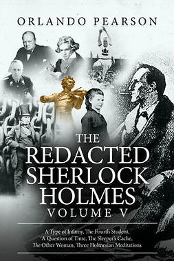 Pearson, Orlando - The Redacted Sherlock Holmes - Volume 5, ebook