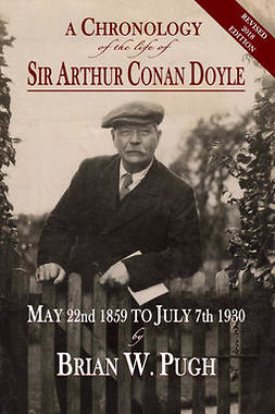 Pugh, Brian W. - A Chronology of the Life of Sir Arthur Conan Doyle, ebook