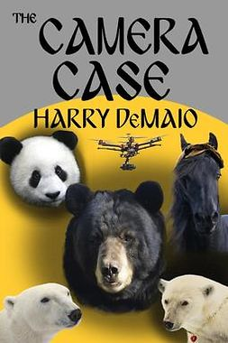 DeMaio, Harry - The Camera Case, ebook