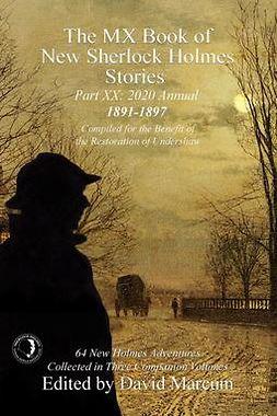 Marcum, David - The MX Book of New Sherlock Holmes Stories - Part XX, e-bok