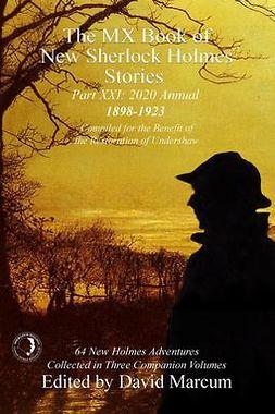 Marcum, David - The MX Book of New Sherlock Holmes Stories - Part XXI, e-bok