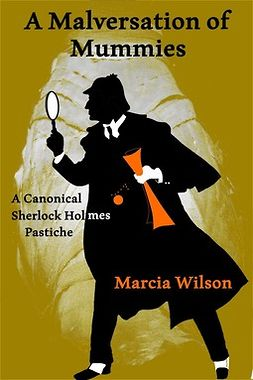 Wilson, Marcia - A Malversation of Mummies, ebook