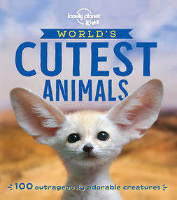 Kids, Lonely Planet - The World's Cutest Animals, e-bok